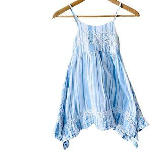 Tommy Bahama Striped Handkerchief Sundress